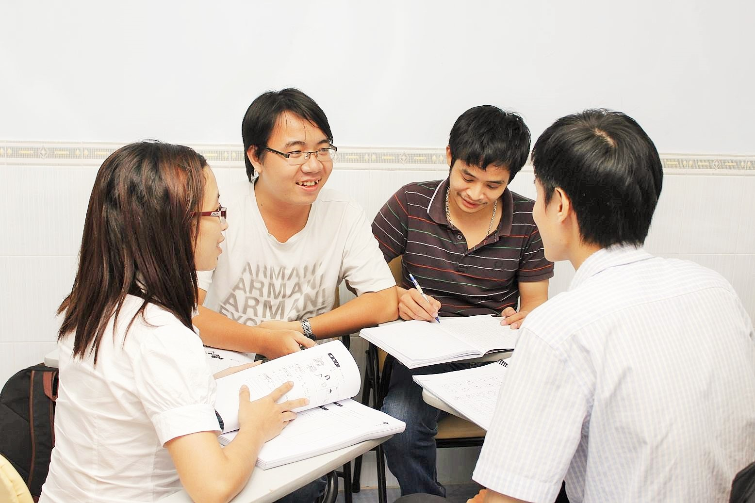 thay co day ielts  o hai phong